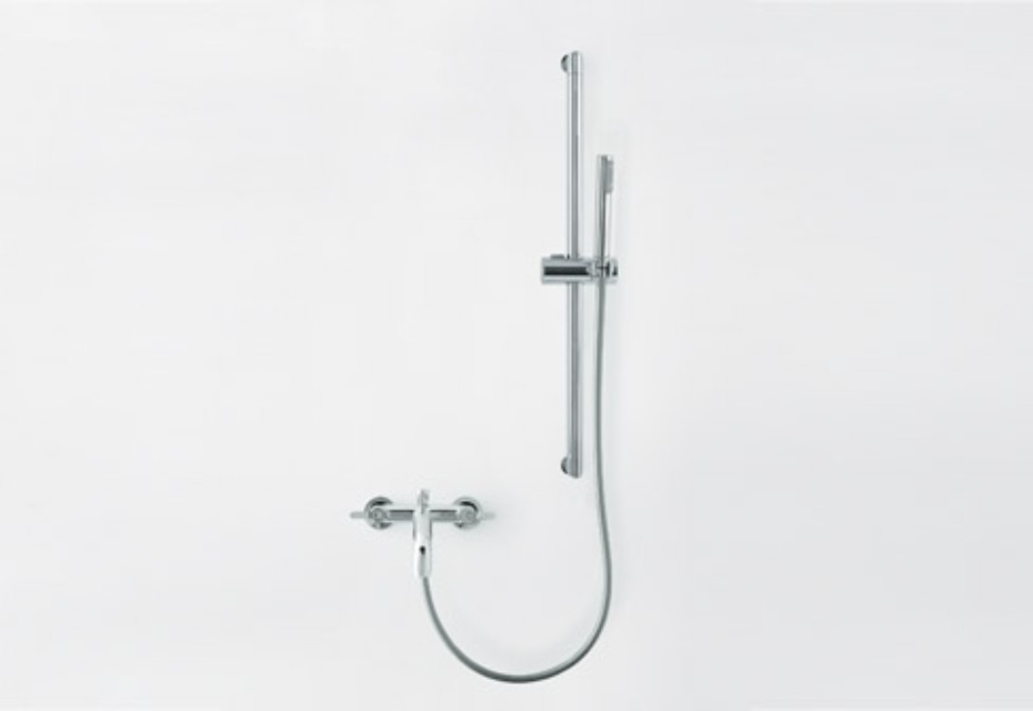 Fez shower tap set adjustable