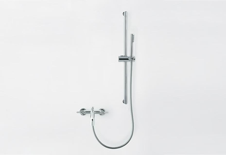 Fez shower tap set adjustable