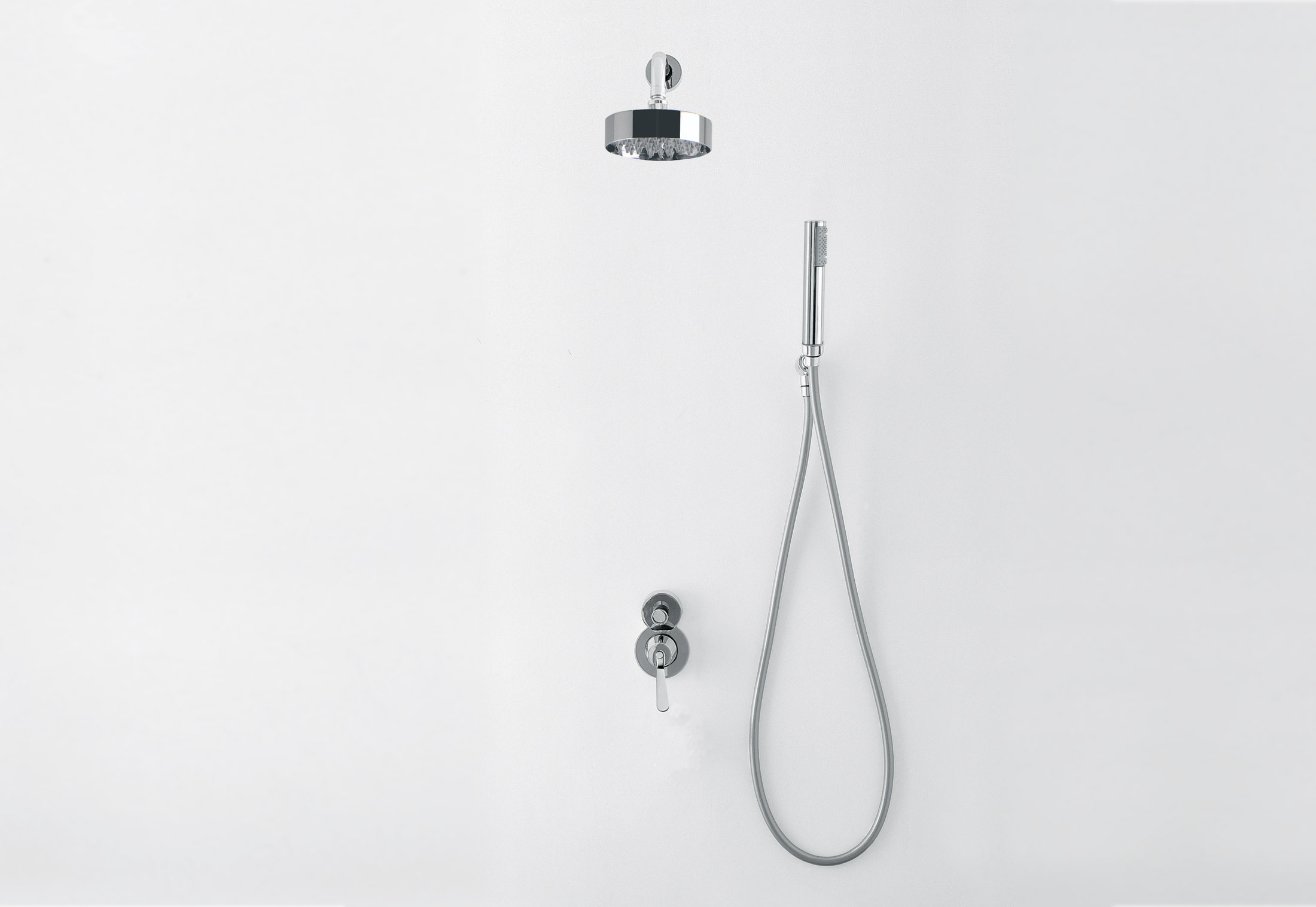 Fez wall shower head by agape | STYLEPARK