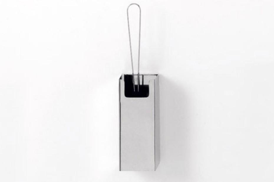 Mach - 02 toilet brush holder