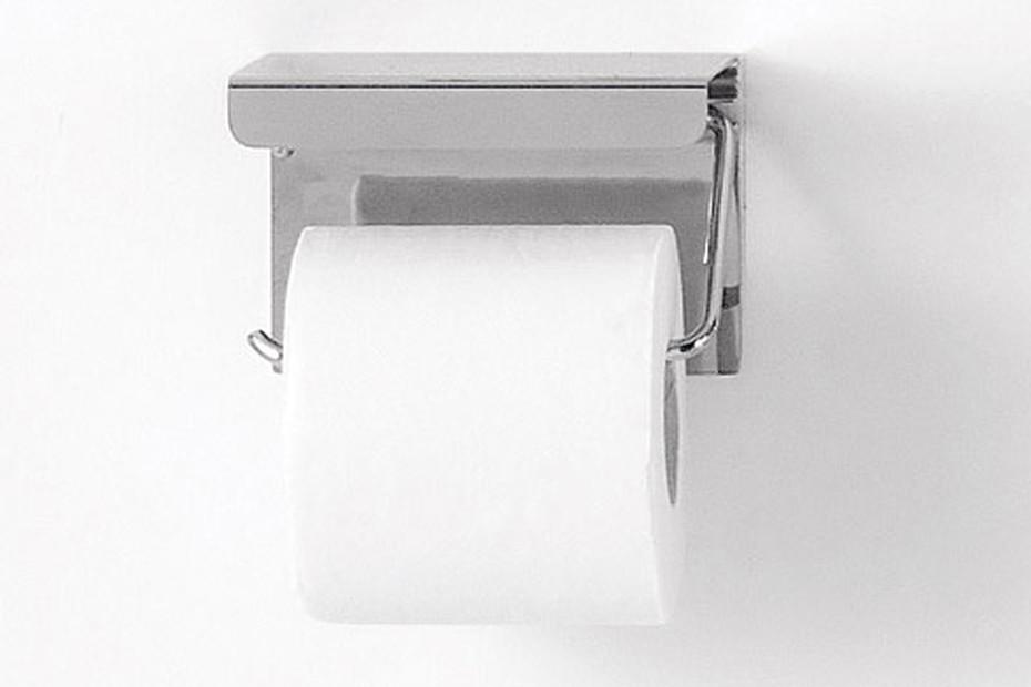 Mach - 02 Toilettenpapierhalter