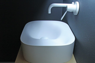 Nivis countertop washbasin  by  agape