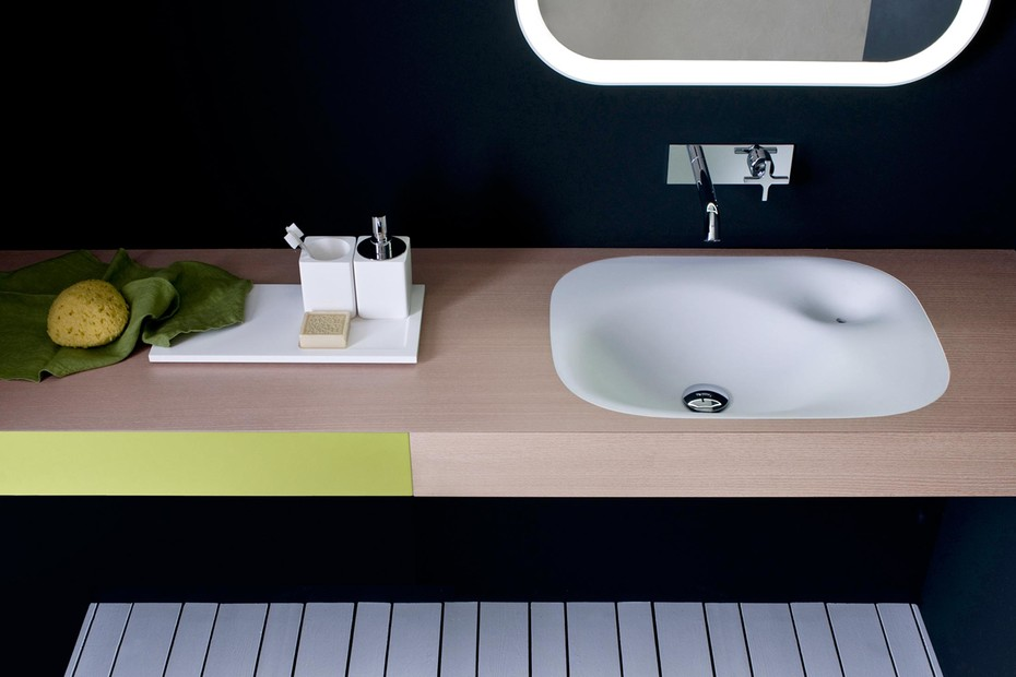 Nivis washbasin