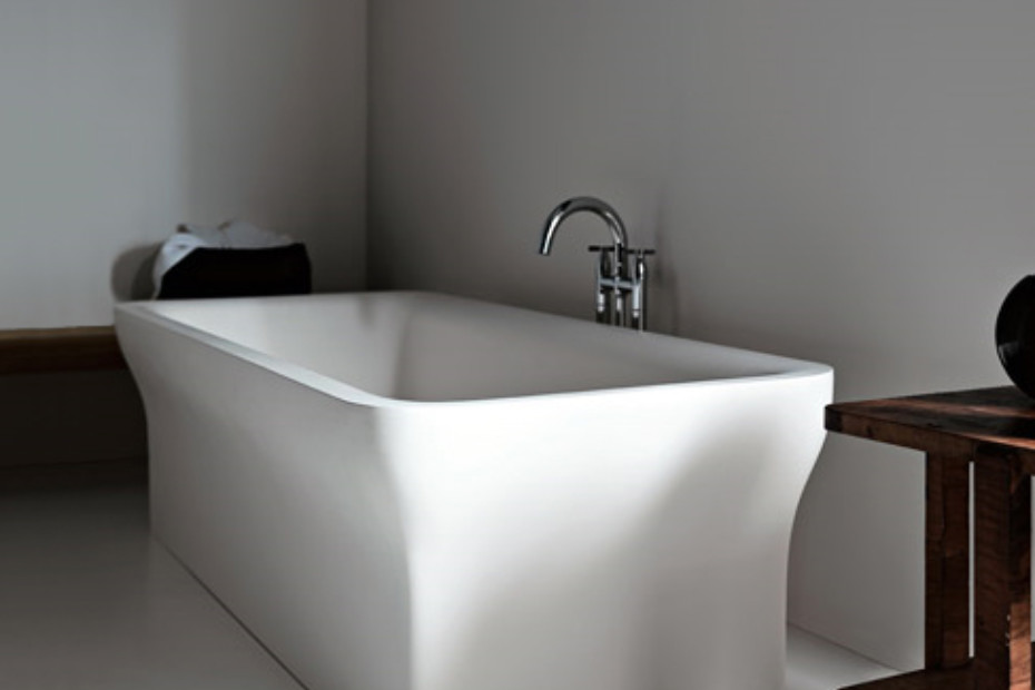 Novecento bathtub freestanding