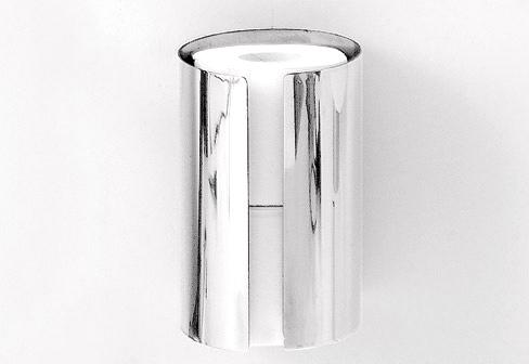 OLC 01 spare toilet roll holder by agape STYLEPARK