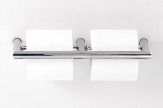 O.L.C. - 01 Toilettenpapierhalter zweifach  von  agape