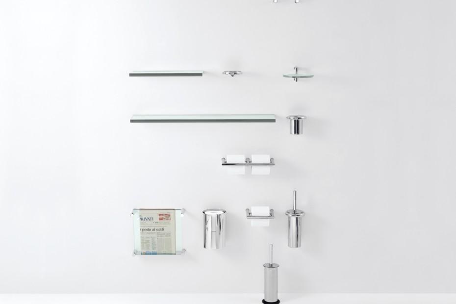 O.L.C. - 01 Toilettenpapierhalter zweifach