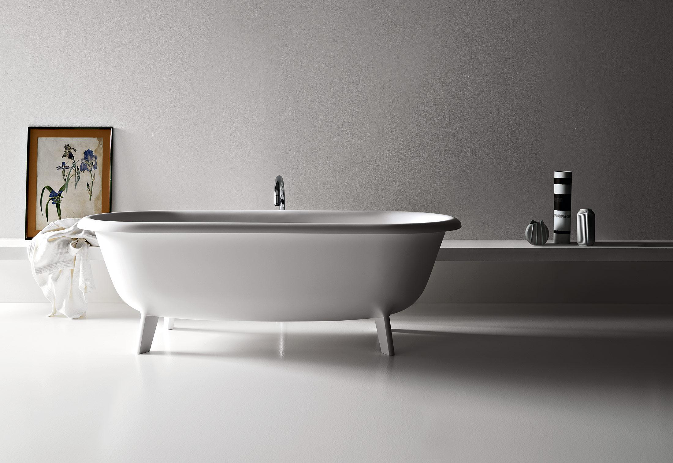 ottocento badewanne von agape stylepark. Black Bedroom Furniture Sets. Home Design Ideas