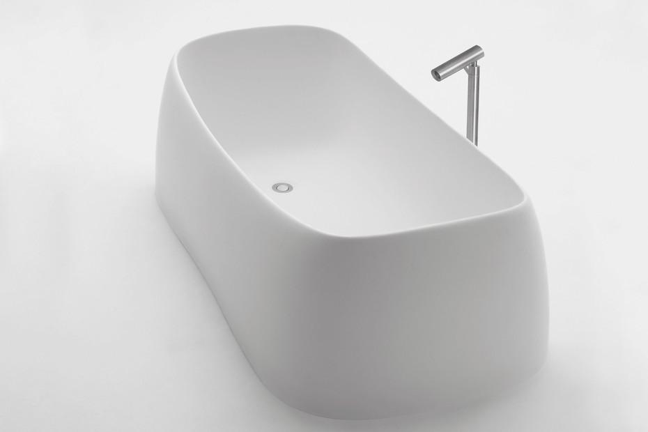 Pear bathtube