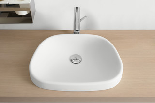 Pear washbasin countertop  by  agape