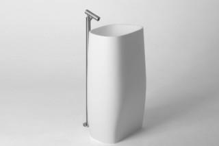 Pear washbasin  by  agape