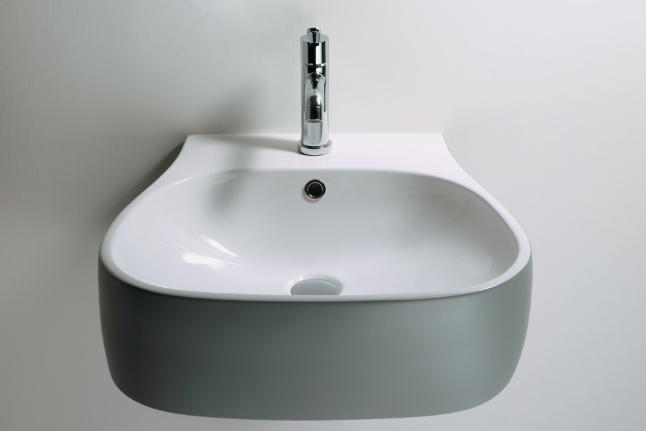 Pear washbasin
