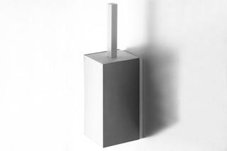 Porto - 02 toilet brush holder  by  agape