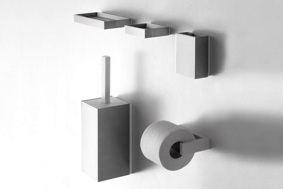 Porto - 02 toilet brush holder