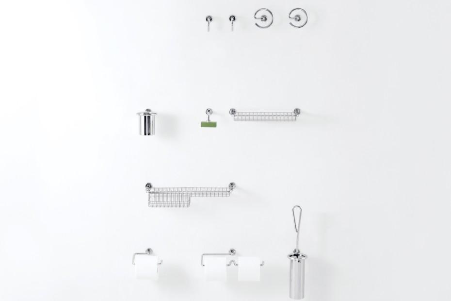 Serie 0 - 02 magnetic soap holder