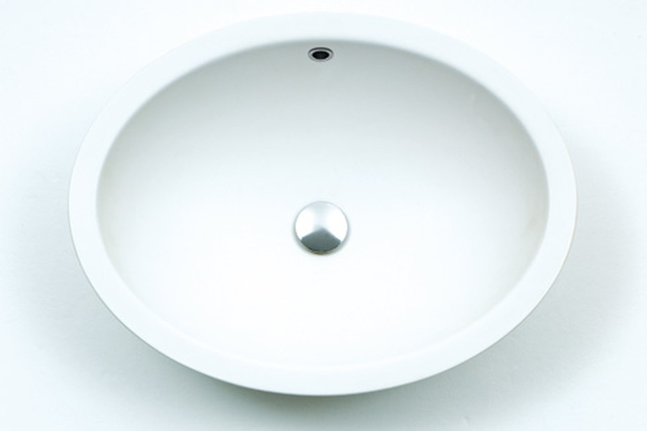 Spoon countertop washbasin