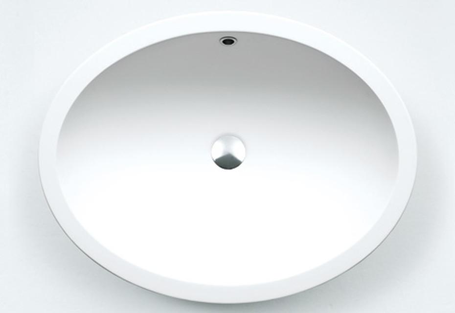 Spoon XL countertop washbasin