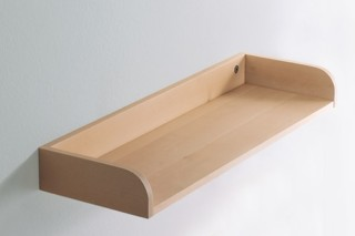 Stairs shelf  by  agape