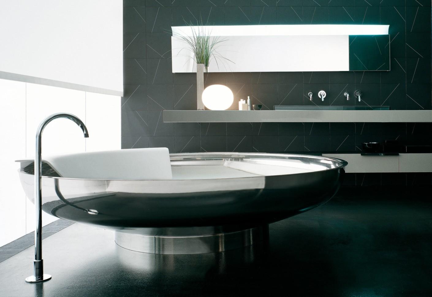 Designer Badewanne ufo agape stylepark