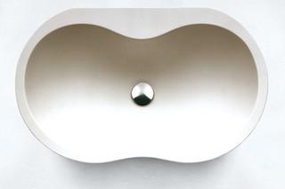 Viceversa countertop washbasin  by  agape