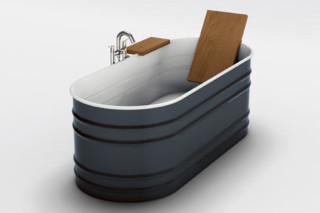 Vieques bathtub  by  agape