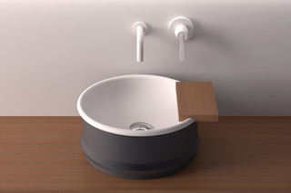 Vieques washbasin  by  agape