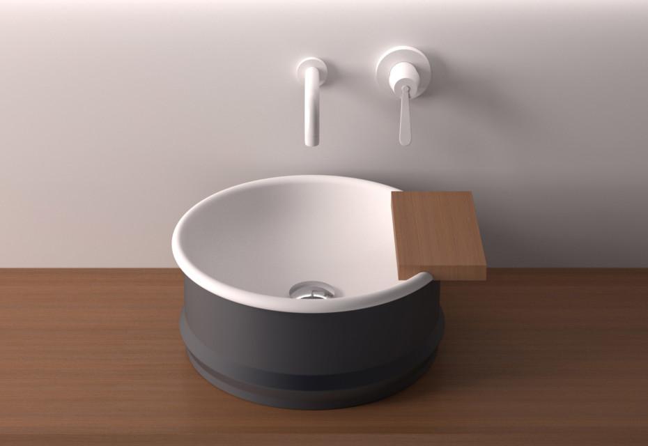 Vieques washbasin