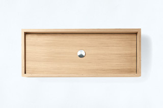 Woodline countertop washbasin  by  agape