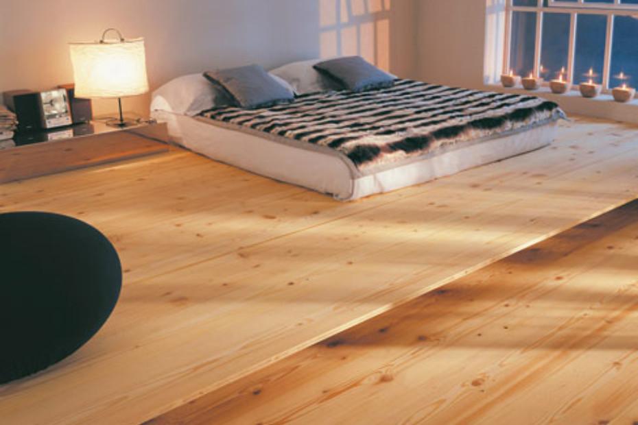 Fir Wide Plank