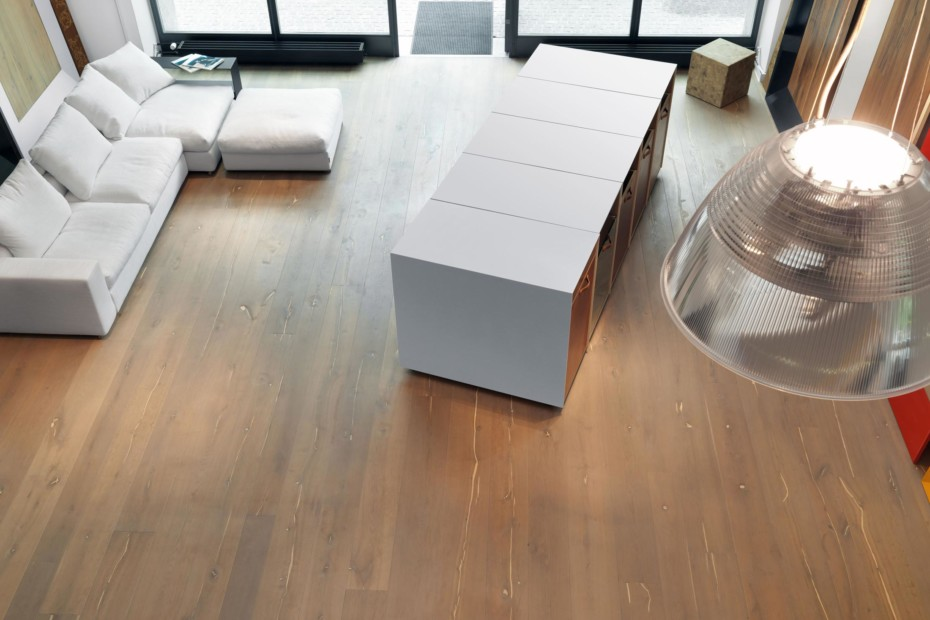 Magic Oak Vulcano White