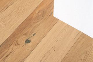 """Oak Antique """"wormy"""" Wide-Plank  by  mafi"""
