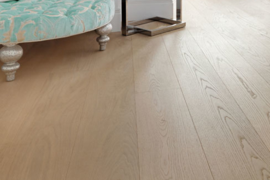 Oak Clear Wide-Plank