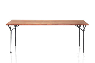 OFFICINA rectangular dining table  by  Magis