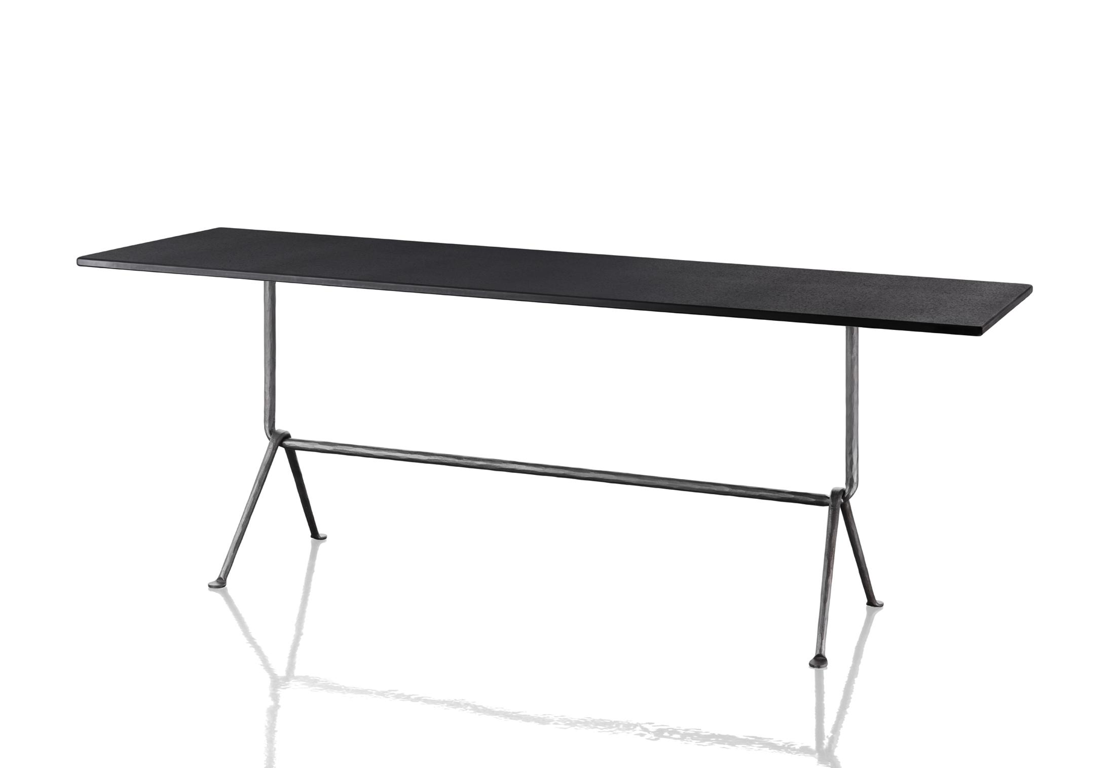 OFFICINA Tisch klein rechteckig von Magis | STYLEPARK
