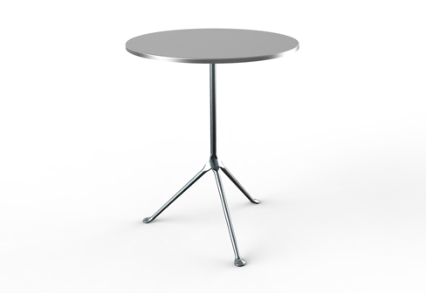 Officina Round Small Table By Magis Stylepark