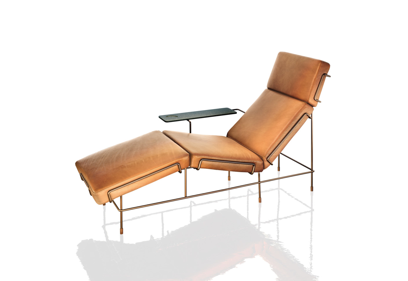 Traffic chaise longue by magis stylepark for Chaise longue en toile pliante