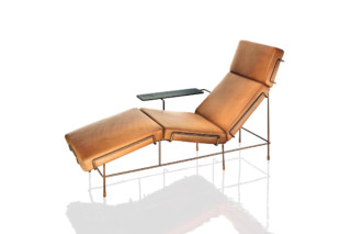 TRAFFIC chaise longue  by  Magis