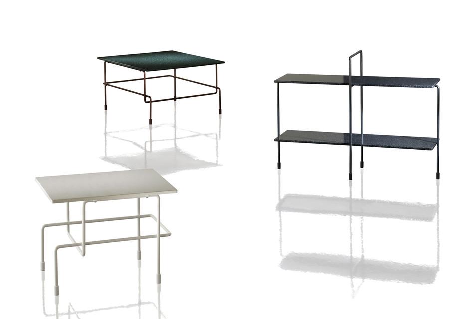 TRAFFIC niedrige Tische
