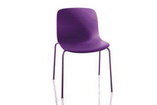 TROY polypropylene with legs  by  Magis