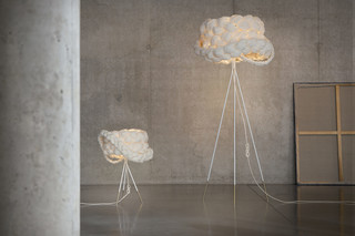 the bride floor lamp  by  mammalampa