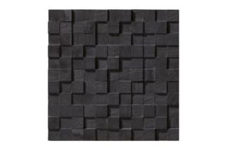Ardesia Ligure Mosaico 3D spacco  von  Marmo Project