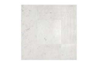 Carrara 3D spazzolato  von  Marmo Project