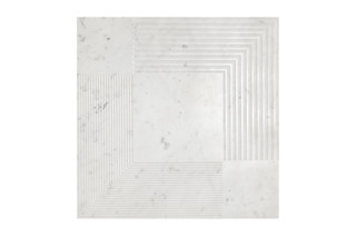 Carrara 3D spazzolato  by  Marmo Project