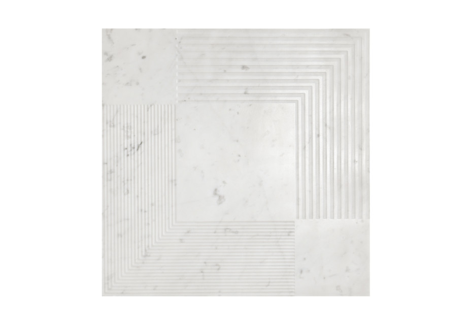 Carrara 3D spazzolato
