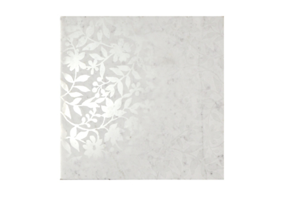 Carrara Floreale lucidato