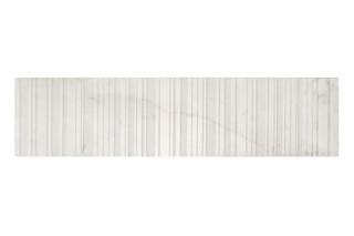Carrara Linee spazzolato  by  Marmo Project