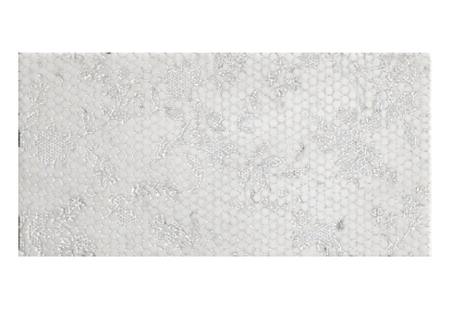 Carrara Moda glitterato - fiore