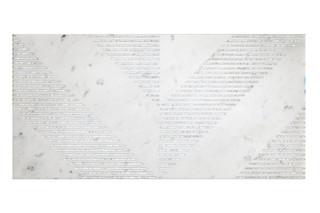 Carrara Optical glitterato  von  Marmo Project