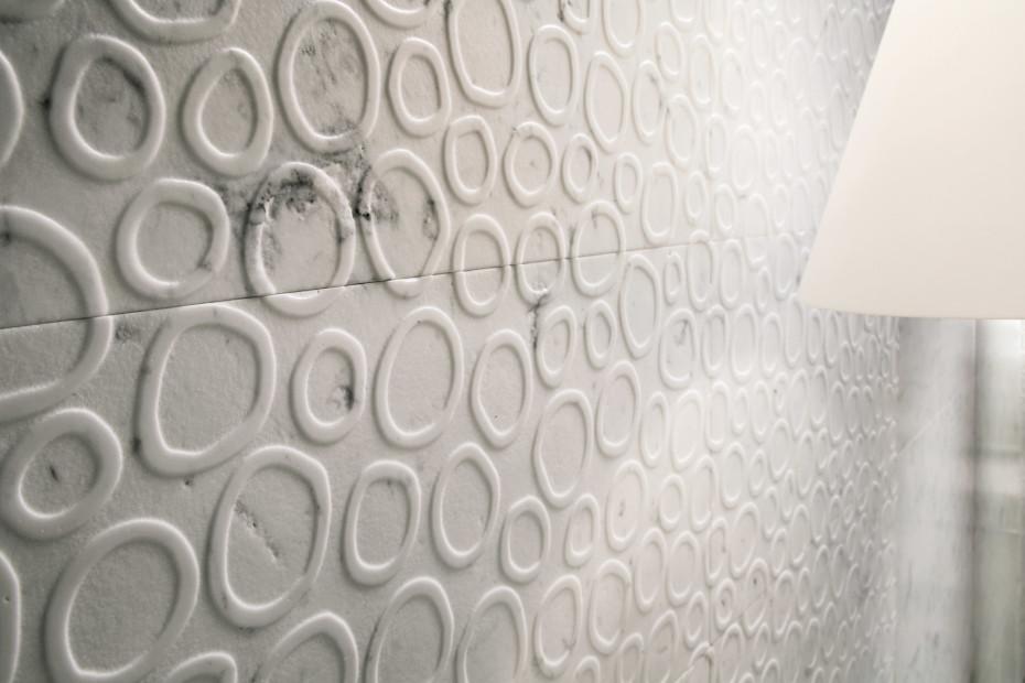 Carrara Rugiada spazzolato