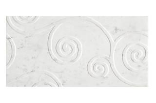 Carrara Volute spazzolato  by  Marmo Project